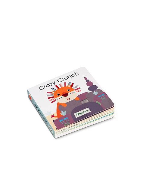 Crazy Crunch livre tactile et sonore
