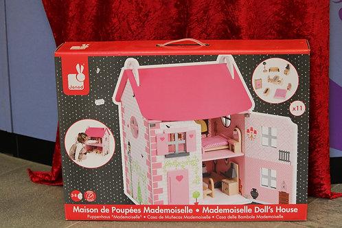 Maison de poupée mademoiselle