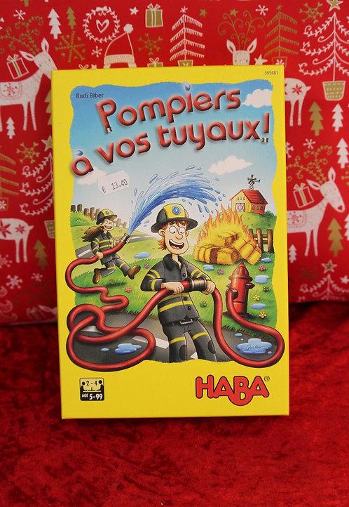 Jeu - Pompiers à vos tuyaux !