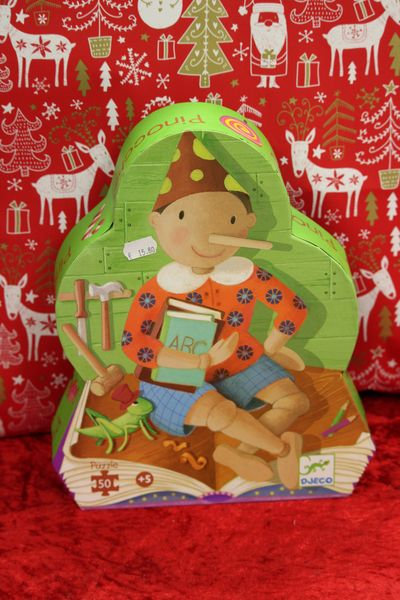Puzzle 50 pcs Pinocchio