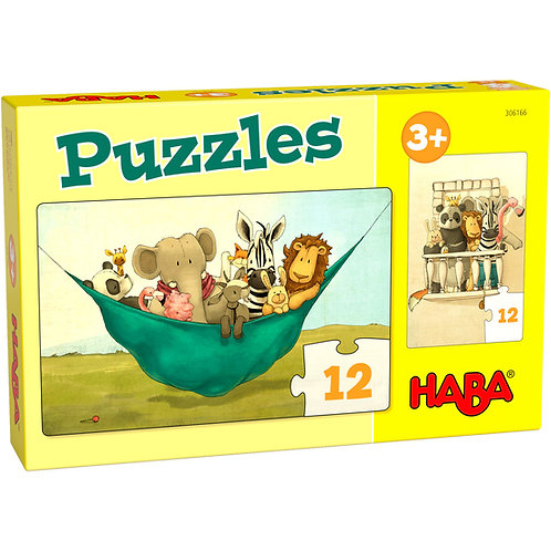 Puzzles Udo le lion