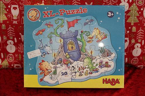 Puzzle XL 20 pcs - Dragon