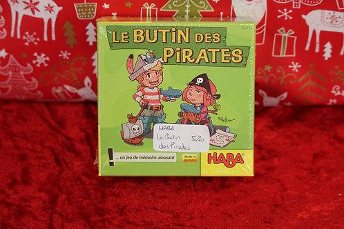 Jeu - Le butin des Pirates