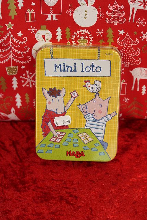 Jeu - Mini loto