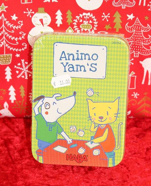 Jeu - Animo Yam's