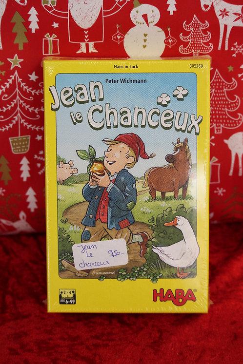 Jeu - Jean le Chanceux
