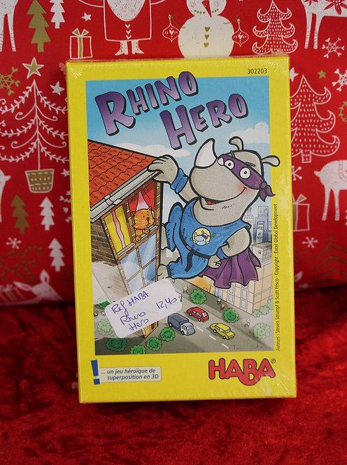 Jeu - Rhino héro