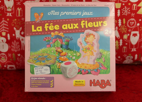 Mes 1ers jeux - la Fée aux Fleurs