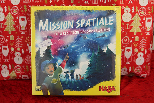 Jeu - Mission spatiale