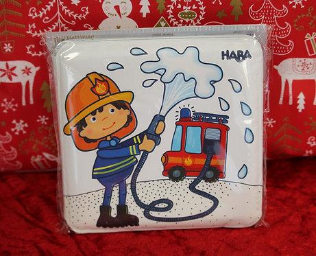 Jeu de bain - Livre pompier
