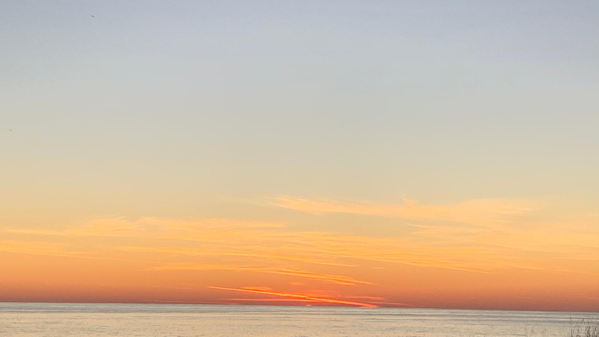 Emerald Coast Sunset
