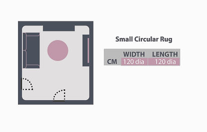 MSR Rug Size Chart-Small Circular Rug.jp