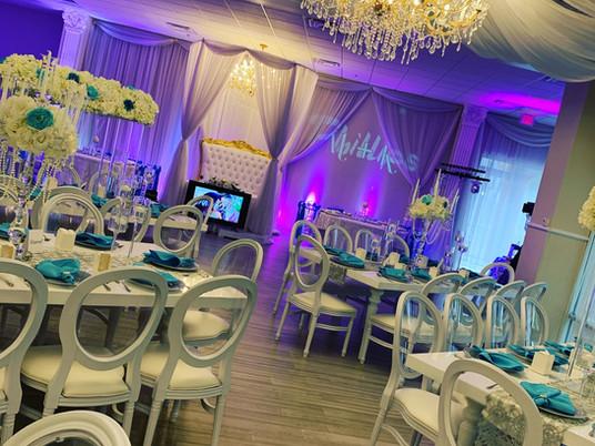 Phillips Wedding Recap @crystal ballroom