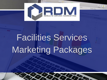 Facilities Services Marketing Package