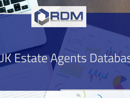 UK Estate Agents Database