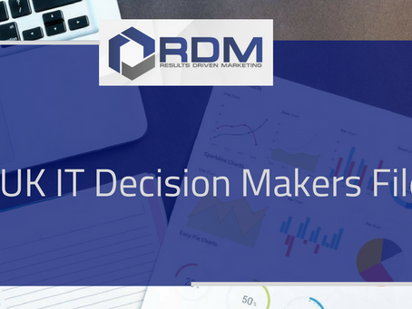 UK IT Decision Makers File