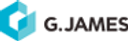 G.James logo