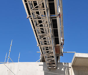Scaffold bridge