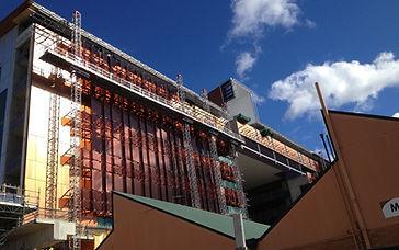Mast Climber project PA Hospital