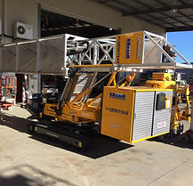 Under Bridge and Tunnel Inspection Unit