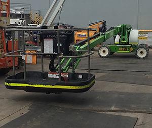 Hybrid Boom Lift