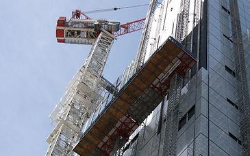 Mast Climber project 123 Albert St