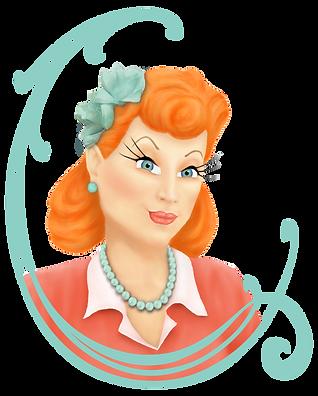redhead nouveau makeup artist