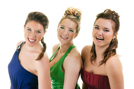 Prom makeup and hair groups