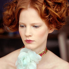 hair and makeup model