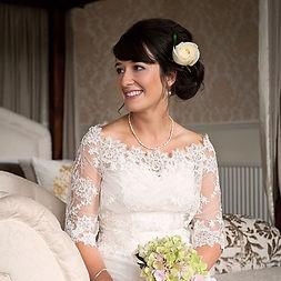 bridal hair and makeup by Ema