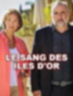 Affiche du téléfilm Le sang des îles d'or.