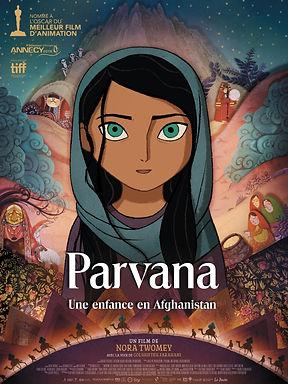 affiche du film PARVANA
