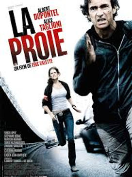 affiche du film La proie