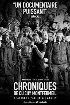 Affiche du documentaire Chroniques de Montfermeil
