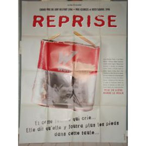 Affiche originale du documentaire reprise en 1996