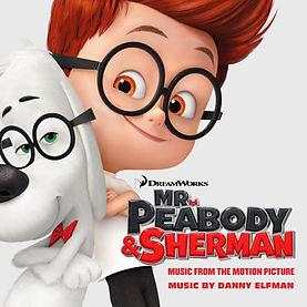 affiche du film Mr Peabody etSherman