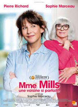 affiche du film Mrs mills.