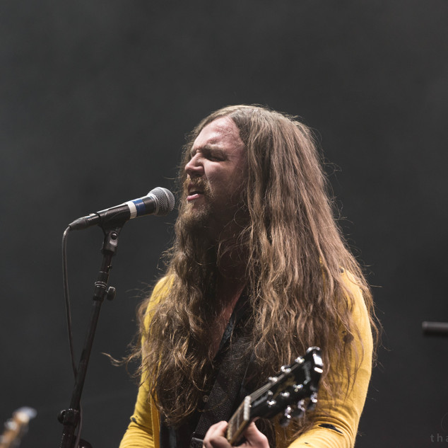 J Roddy Walston & The Business | Seattle | 2018