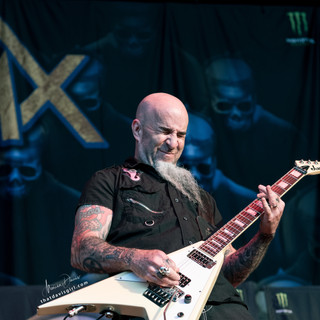 Anthrax | Seattle | 2018
