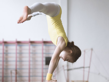 Los beneficios de la gimnasia