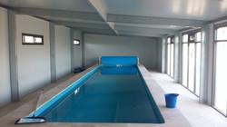 cool room panel swimming pool