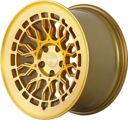 r8a10 Gold Brushed.
