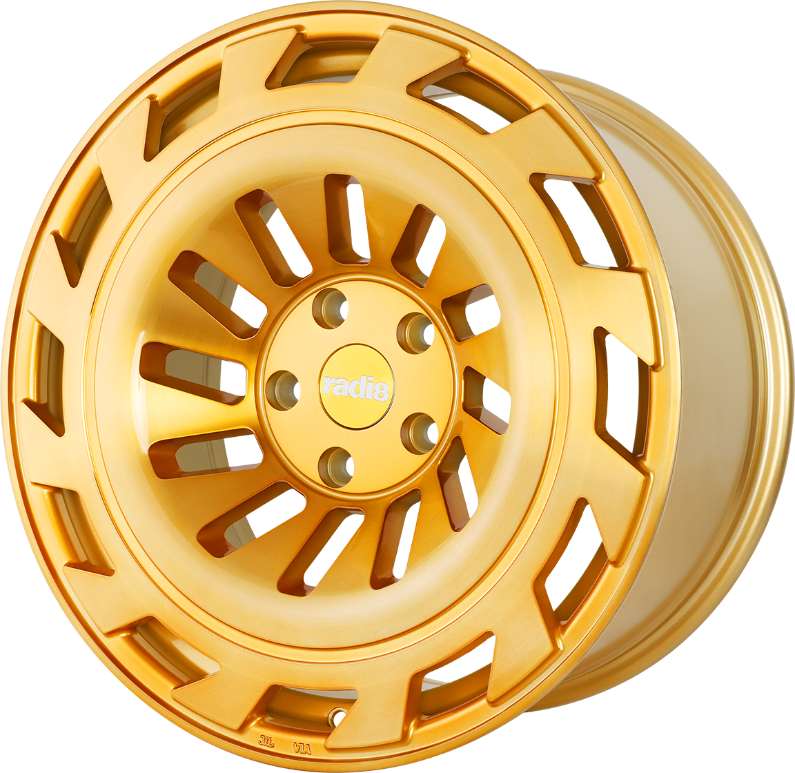 r8t12 Gold Brushed.