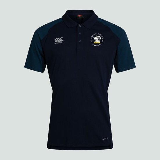 50th Anniversary Pro II Performance Cotton Polo Adults