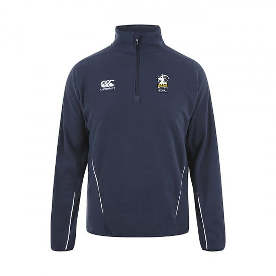 Team 1/4 Zip Micro Fleece Ladies