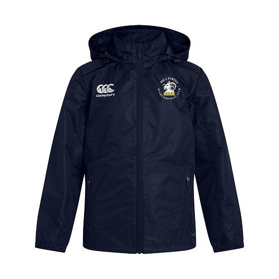 Club Vaposhield Full Zip Rain Jacket Junior