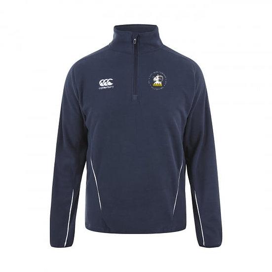 Team 50th Anniversary 1/4 Zip Micro Fleece Junior