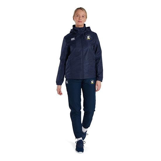 Club Vaposhield Full Zip Rain Jacket Ladies