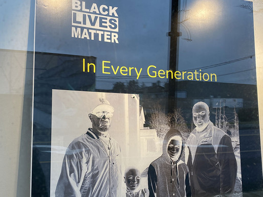 BLACK LIVES MATTER In Every Generation - By Noni and Blake Ervin