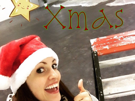 Merry Xmas! Wij klussen nog even door ;)